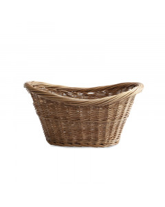 LAUNDRY BASKET OVAL/L
