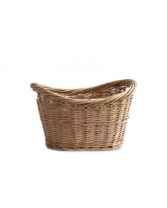 LAUNDRY BASKET OVAL/S