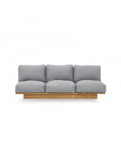 CLOUD LOW SOFA 3P