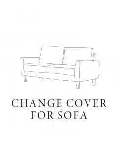 PHONO SOFA 3P / COVER