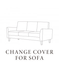 PHONO SOFA WIDE3P / COVER