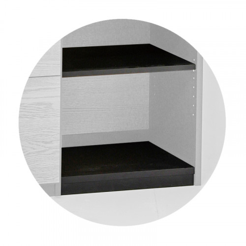 SHELF BOARD 120 BK