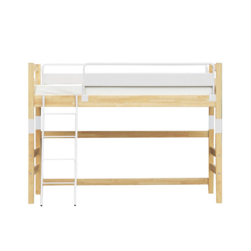 NICO MIDDLE BED WH R