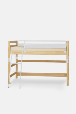 NICO MIDDLE BED WH