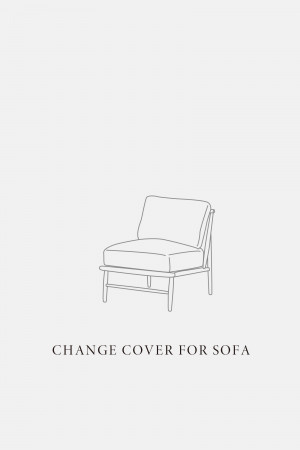 CLOUD SOFA 1P / COVER