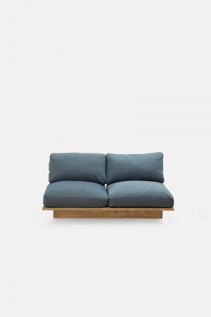 CLOUD LOW SOFA 2P