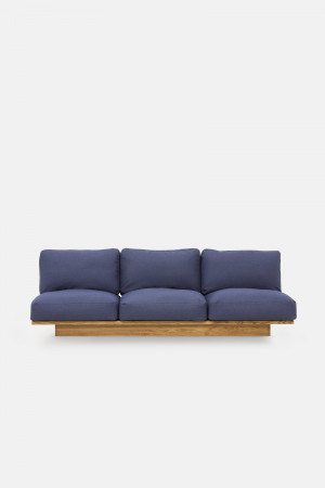CLOUD LOW SOFA WIDE3P