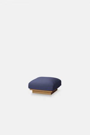 CLOUD LOW SOFA OTTOMAN M