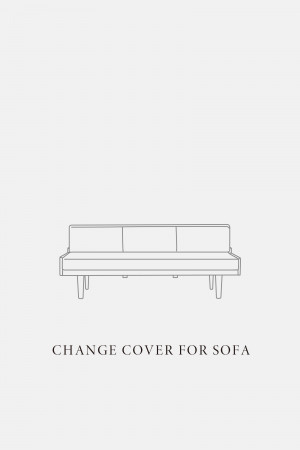 DAY SOFA 2.5P / COVER