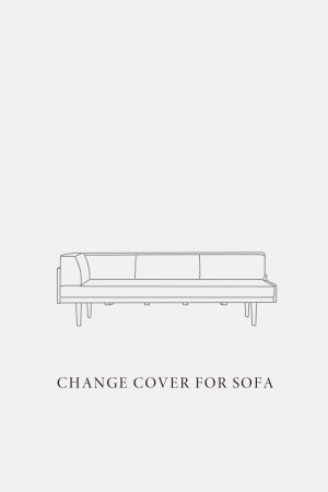 DAY SOFA 3P COUCH L / COVER