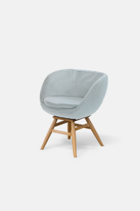M-ROUND CHAIR ML / COVERING