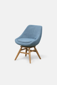 M-ROUND CHAIR EM / COVERING